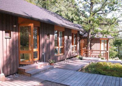 Loma-asunto-ja sauna Kirkkonummi